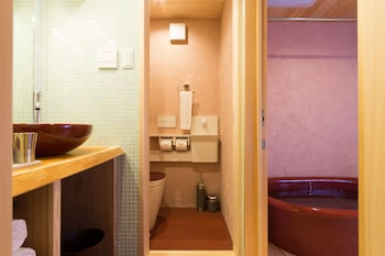KYOTOYA ROKUJO Bathroom