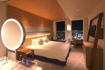 スーペリアキングルーム  禁煙 (Sky, 32.3sqm)|名古屋プリンスホテル スカイタワー