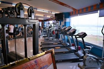 ZEN ROOMS SUNLIGHT PALAWAN Fitness Facility