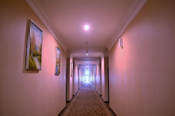 ZEN ROOMS SUNLIGHT PALAWAN Hallway