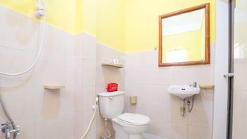 ZEN ROOMS WHITE BEACH Bathroom
