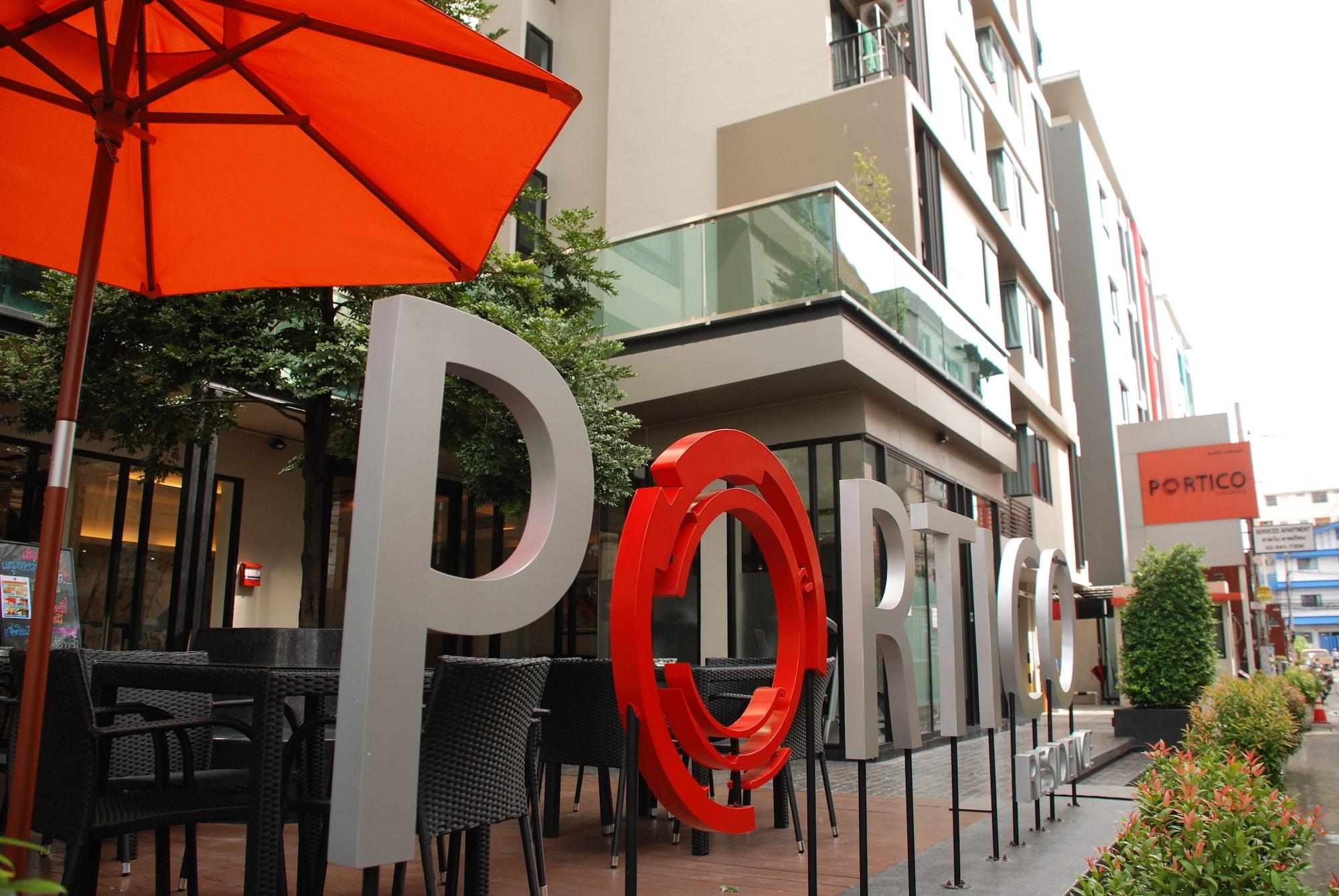 Portico Residence, Chatuchak