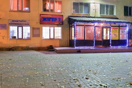 Economy Zhyger Hotel at Aimanova, Tselinogradskiy