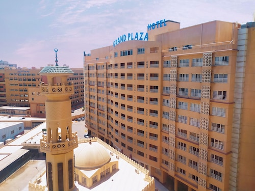 . The Grand Plaza Hotel Smouha