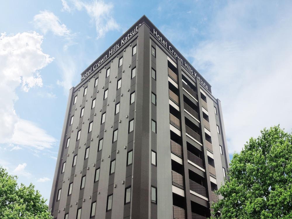 Hotel Crown Hills Katsuta 2 Gou Motomachiten