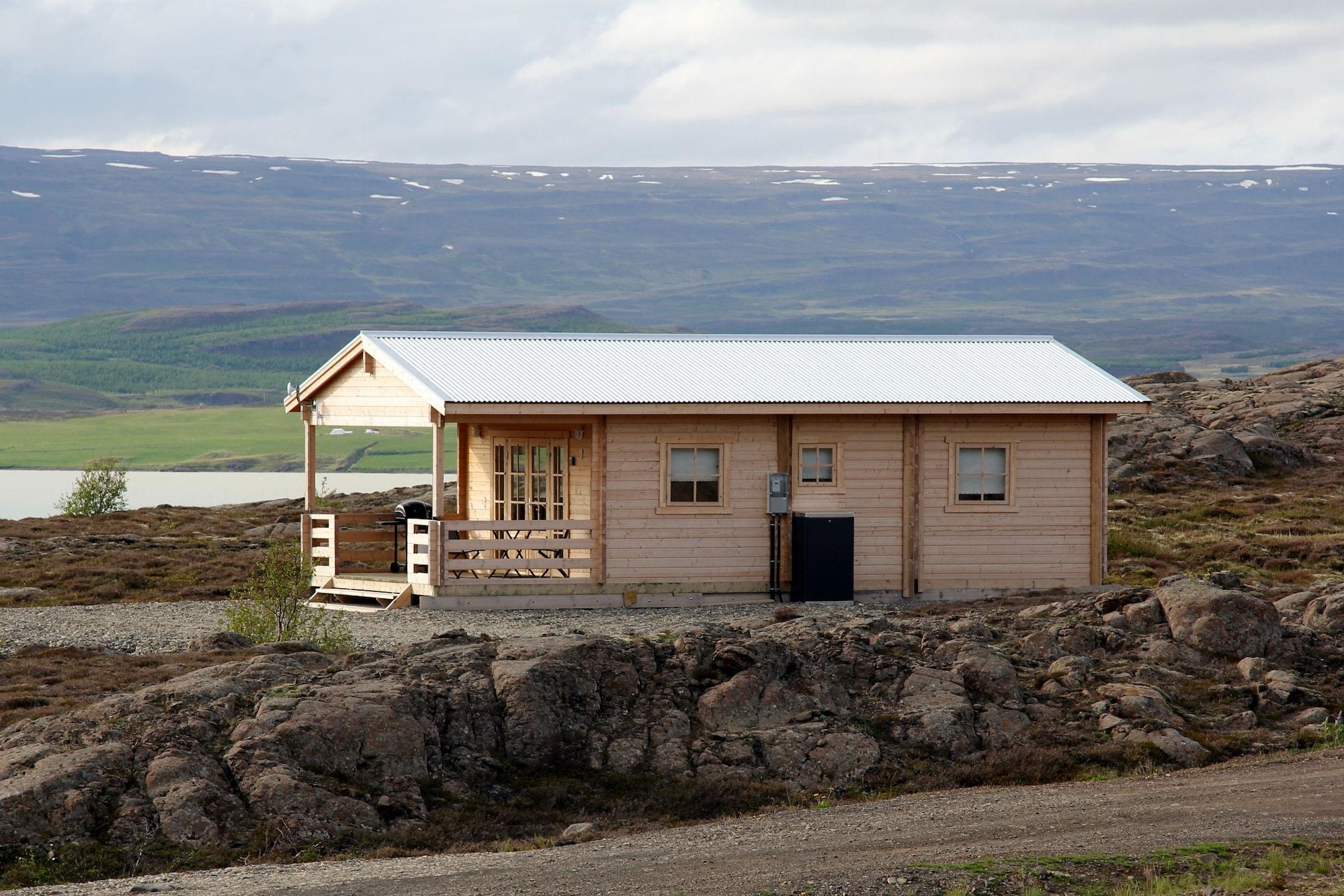 Skarðás Country Cabins, Austur-Hérað