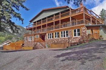 綠山瀑布小屋飯店 The Green Mountain Falls Lodge