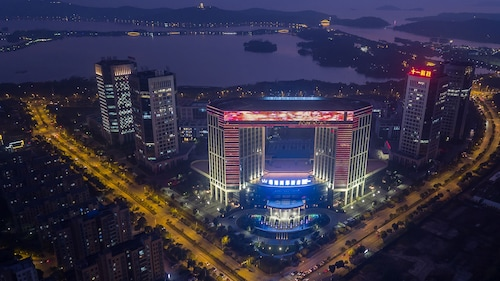 Grand King Town Hotel Wuxi, Wuxi