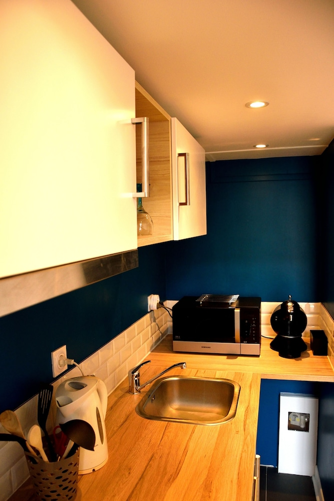 Appartement Blue City