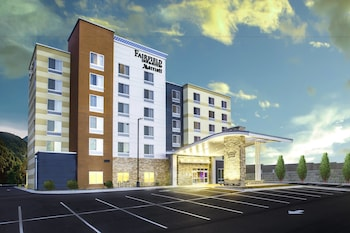 阿什維爾隧道大道萬豪費爾菲爾德套房飯店 Fairfield Inn & Suites by Marriott Asheville Tunnel Road