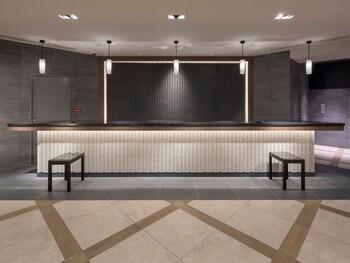 HOTEL MYSTAYS MIDOSUJI HONMACHI Reception