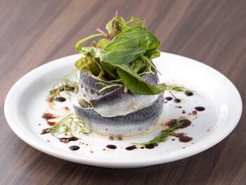 HOTEL MYSTAYS MIDOSUJI HONMACHI Food and Drink