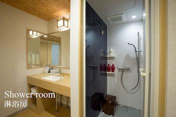 OSAKA HINODE HOTEL NIPPONBASHI Bathroom