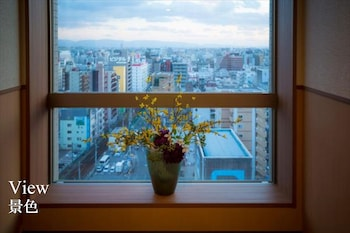 OSAKA HINODE HOTEL NIPPONBASHI View from Property