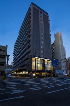 OSAKA HINODE HOTEL NIPPONBASHI Front of Property - Evening/Night