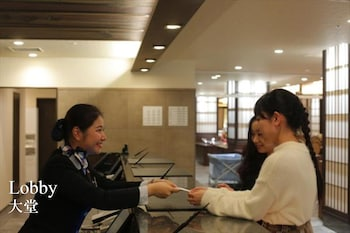 OSAKA HINODE HOTEL NIPPONBASHI Lobby