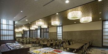 OSAKA HINODE HOTEL NIPPONBASHI Breakfast Area
