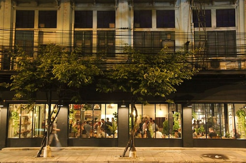Oldtown Hostel, Bang Rak