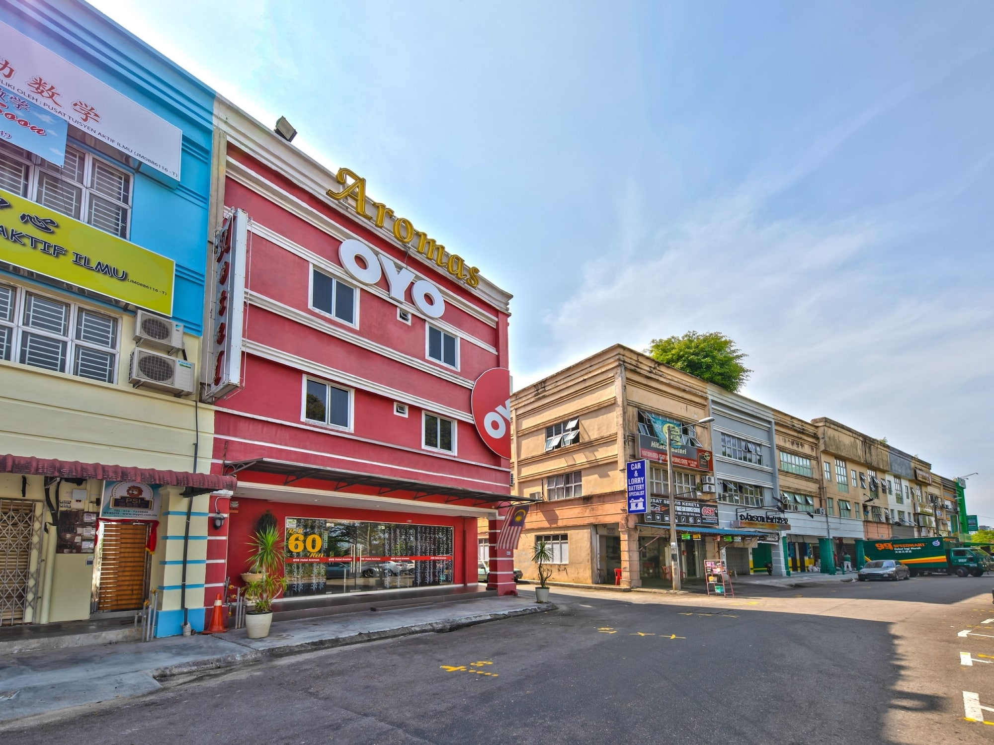 OYO 504 Hotel Aromas Kulai, Johor Bahru