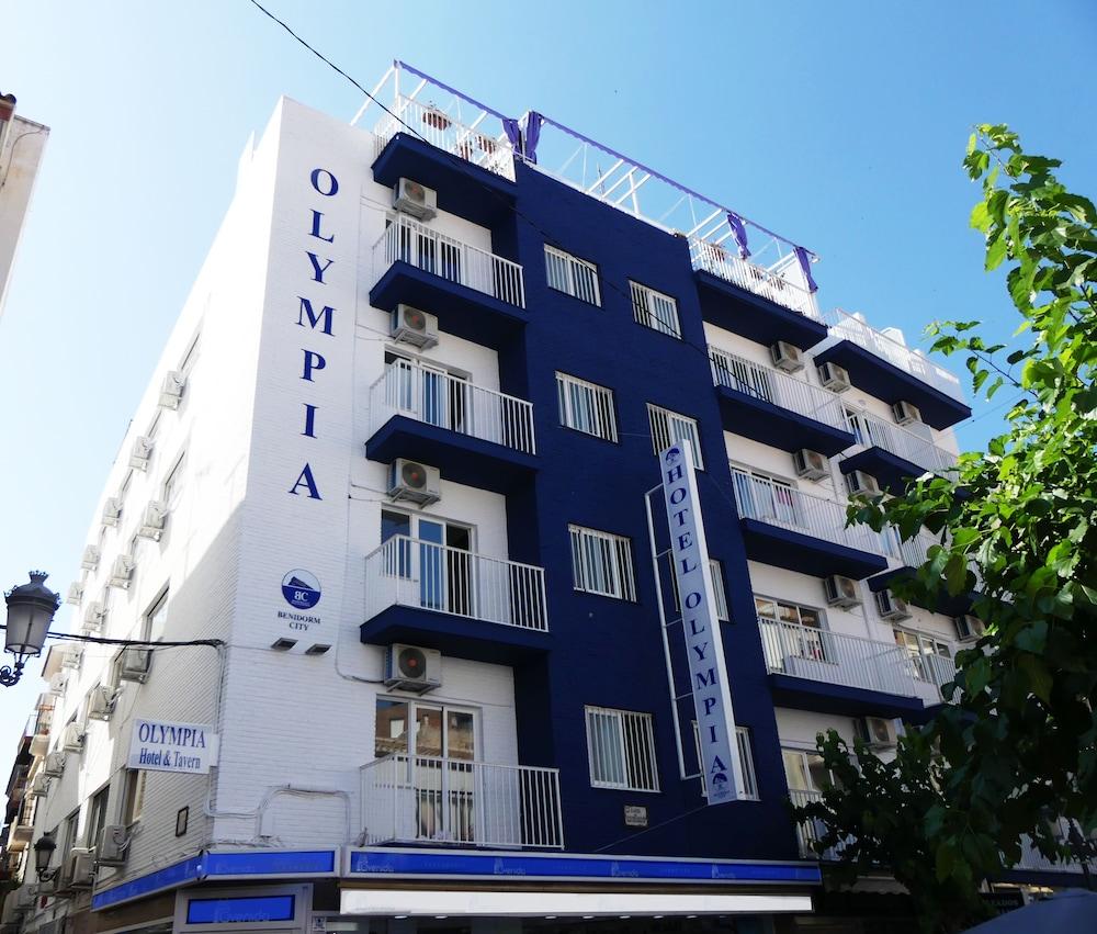 Benidorm City Olympia Hotel, Kiemelt kép