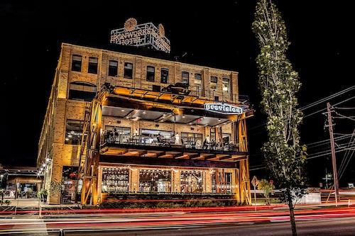 . Ironworks Hotel Indy