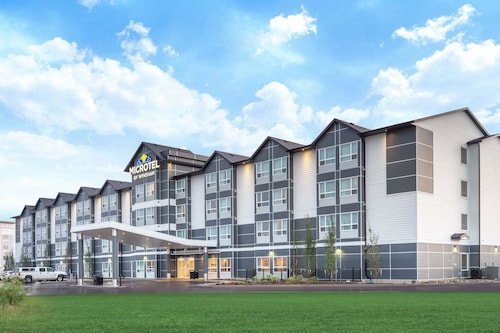 . Microtel Inn & Suites By Wyndham Fort Mcmurray