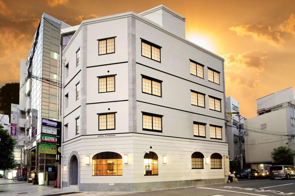 HOTEL S-PRESSO -NAMBA-