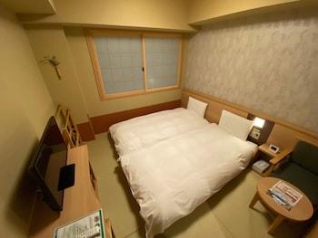 コンパクトツインルーム 清掃なし 天然温泉 吉野桜の湯 御宿 野乃 奈良
