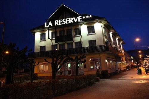 . Hotel la Réserve