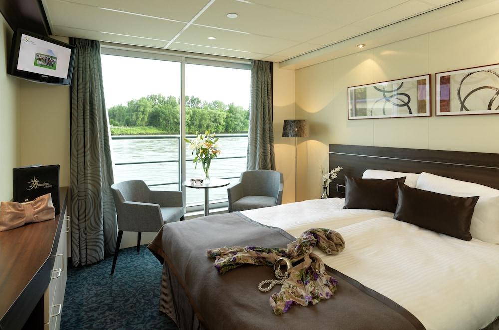 クロスゲーツ ホテルシップ 4 スター - ニッツァウファー - フランクフルト