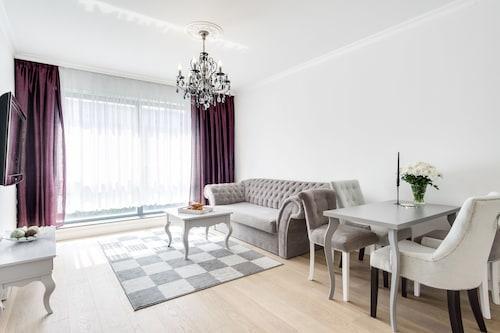 Elite Apartments Browar Deluxe, Gdańsk City