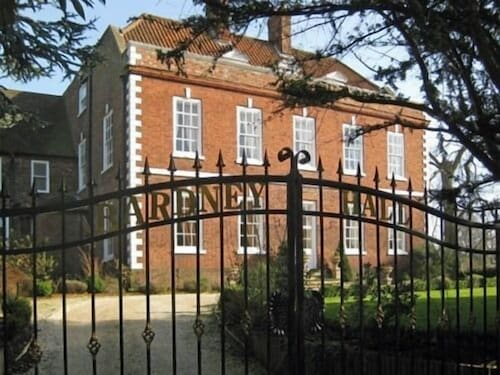 Bardney Hall, North Lincolnshire