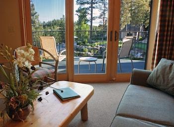 山湖小屋旅館 Mountain Lake Lodge