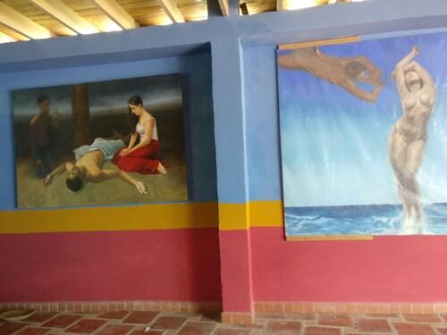 Hostal Las Terrazas, Santa Marta (Dist. Esp.)
