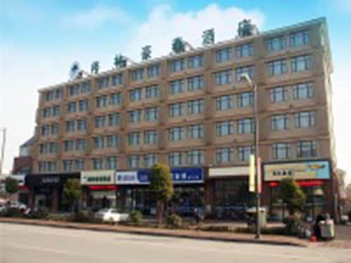 . GreenTree Inn SuQian XiHu Road BaoLong Plaza JinYing Hotel
