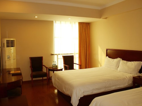 . GreenTree Inn Suqian Suyu District Education Bureau Express Hotel