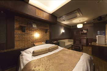 HOTEL LOTUS NARA - ADULTS ONLY Room