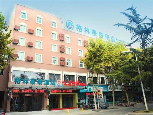 . GreenTree Inn Huaian West Huaihai Road Hotel