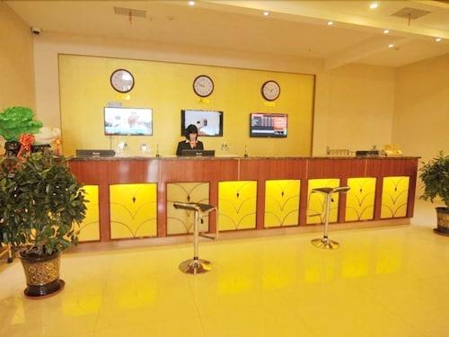 Greentree Inn Jianxing Express Hotel, Zhangjiakou