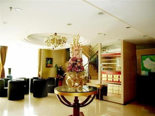 GreenTree Inn Hefei Mingfa Square Express Hotel, Hefei