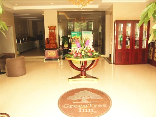 Greentree Inn Anhui Hefei Wuhu Road Wanda Plaza, Hefei