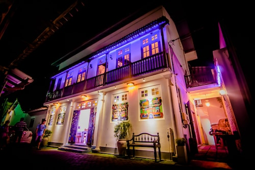 Antic Guesthouse, Galle Four Gravets