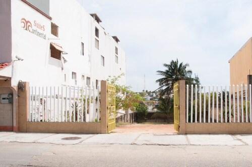 Hotel y Suites Continental, Coatzacoalcos