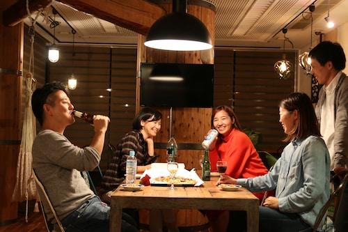 365BASE outdoor hostel, Hamamatsu