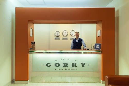 Gorky Hotel, Nizhniy Novgorod gorsovet