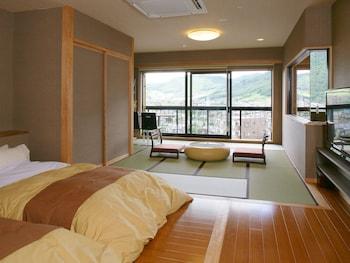 Japanese Western Style Standard Room, Open-air Bath, Non Smoking