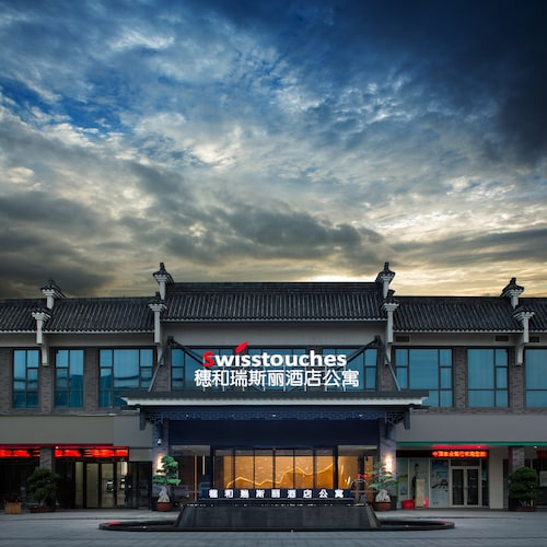 . Swisstouches Guangzhou Hotel Residences