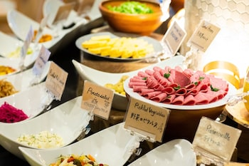 QUINTESSA HOTEL OSAKA SHINSAIBASHI Breakfast buffet