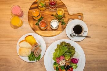 QUINTESSA HOTEL OSAKA SHINSAIBASHI Breakfast Meal