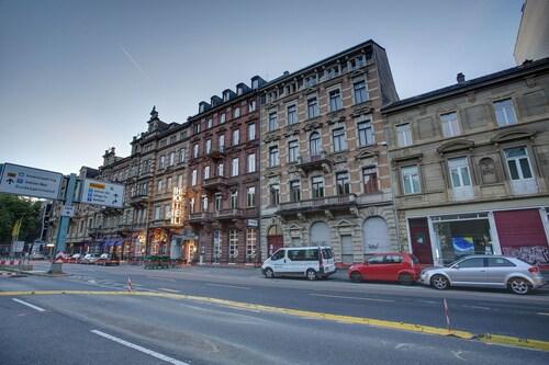 Centro Hotel Blankenburg, Karlsruhe